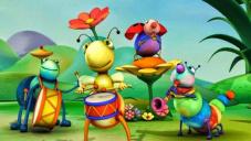 Большие насекомые