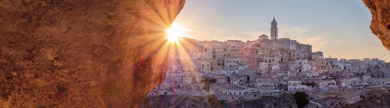 Неизвестная Италия. Матера — город из камня