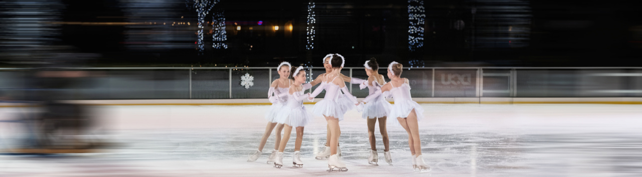 Рождество на льду