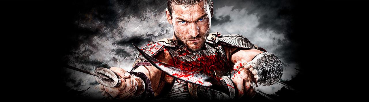 Спартак: Кровь и песок
